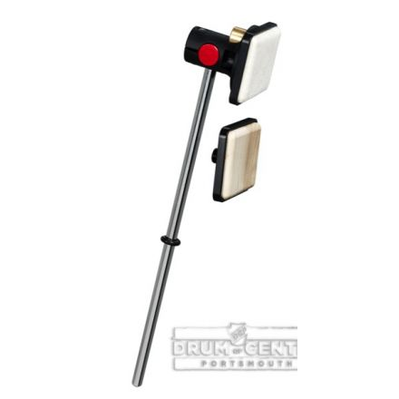 DW Bass Drum Pedal Beaters: Control XL Beater