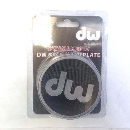 DW DWSMRKNPLV Rack Nameplate With Level