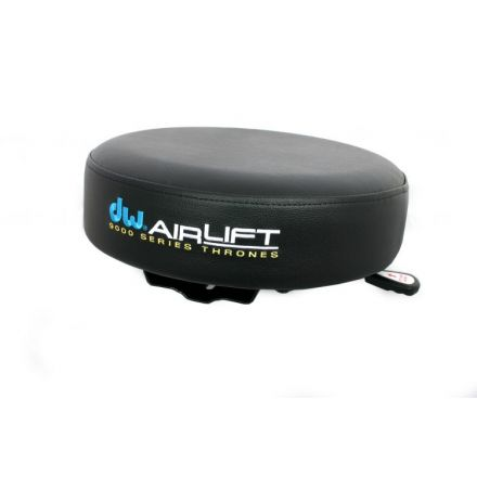 DW DWSP2095 Round Top For Airlift Throne With Bracket