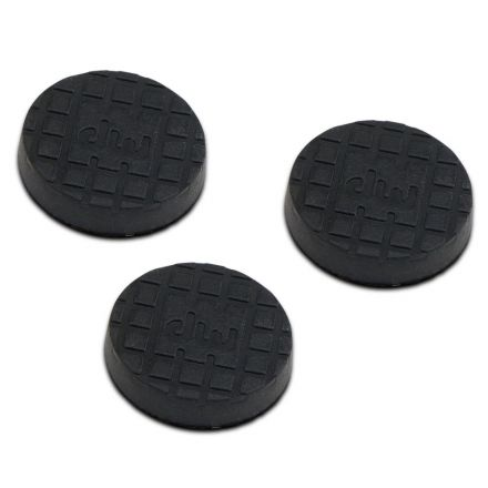 DW 3 Pack of Swivel Pads For Bass Drum Pedals