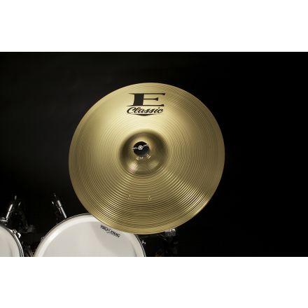 Pearl E-Classic Cymbal Pack - brass-EC03P