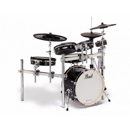 Pearl e-MERGE e-HYBRID Electronic Drum Set Powered by KORG