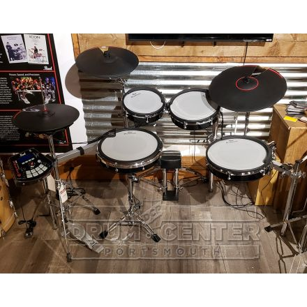 Used Pearl e/MERGE Electronic Drum Set - EM53T