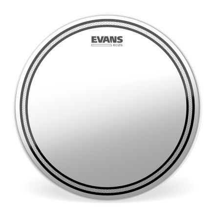 Evans EC2 Frosted Drum Head, 12 Inch