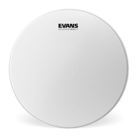 Evans Reso 7 Resonant Coated Drum Head, 13 Inch