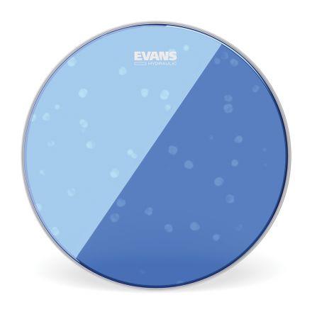 Evans Hydraulic Blue Bass Drum Head, 22 Inch