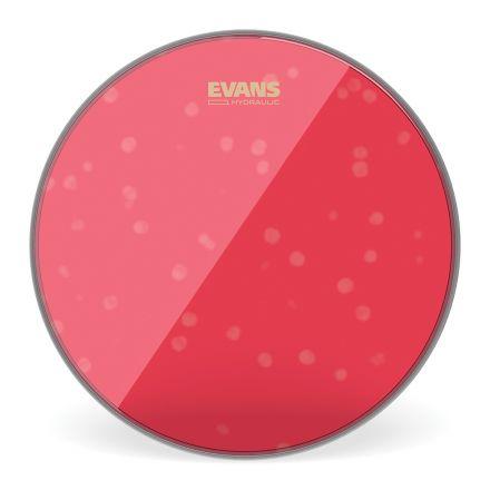 Evans Hydraulic Red Drum Heads : 6