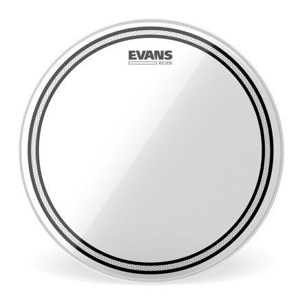 Evans EC2 Clear Drum Head, 16 Inch