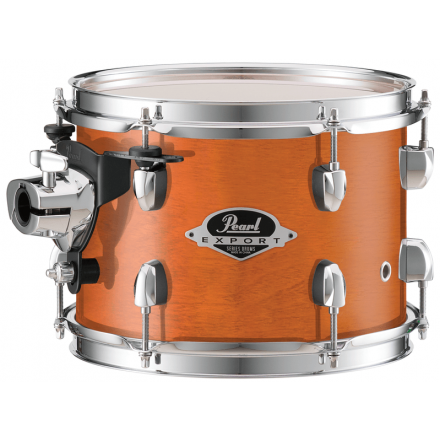 """Pearl Export Lacquer 12""""x8"""" Tom - Honey Amber"""