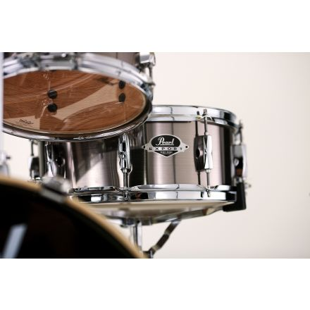 Pearl Snare Drums : Export Series 14x5.5 Snare Drum- Smokey Chrome
