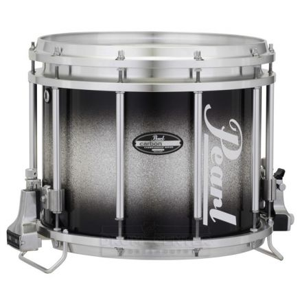 Pearl 13X11 Maple Carboncore Ffx Marching Snare - Black Silver Burst