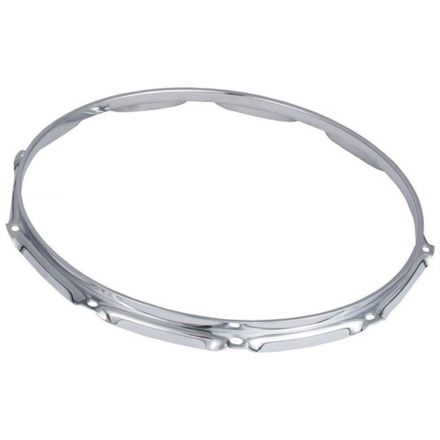 Pearl 14 Fat Tone Hoop, 10-hole, snare side