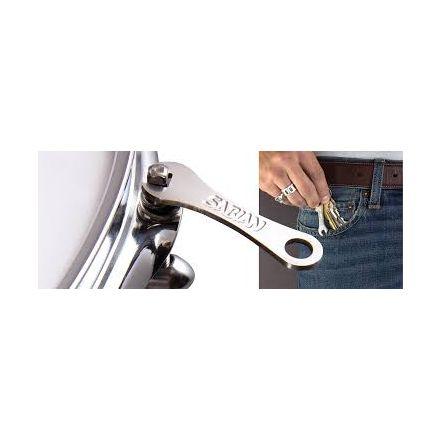 Sabian Accessories : Flat Key Drum Key