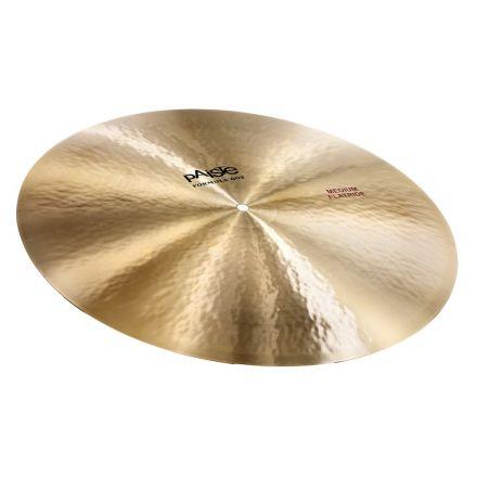"Paiste Formula 602 Medium Flat Ride Cymbal 20"""