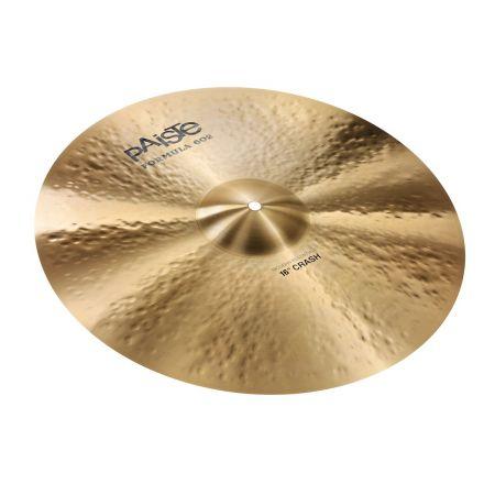 "Paiste Formula 602 Modern Essentials Crash Cymbal 16"""