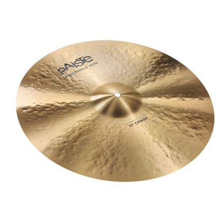 "Paiste Formula 602 Modern Essentials Crash Cymbal 17"""