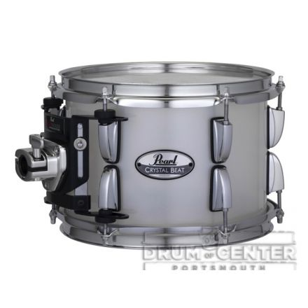 Pearl Crystal Beat Acrylic Tom Tom 12x8 Frosted