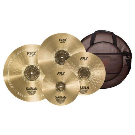 Sabian FRX Prepack w/ Free Quick Cymbal Bag