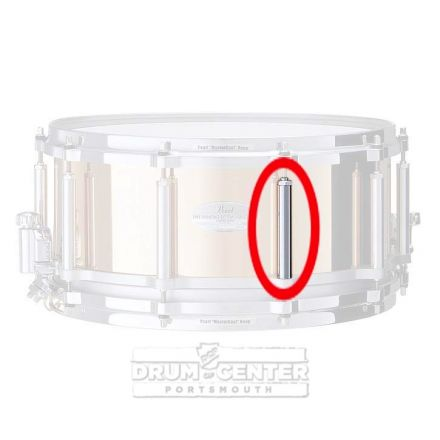 """Pearl Lug Post for 6.5"""" Deep Free Floating Snare Drum Frame, 10pack"""