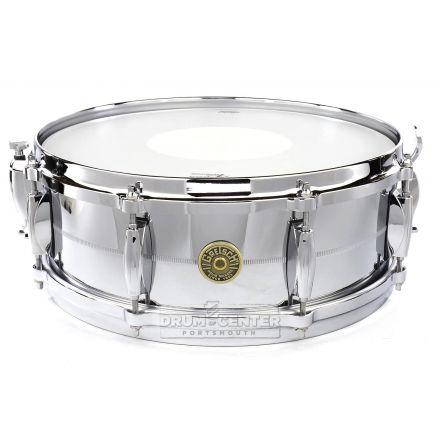 Gretsch USA Chrome Over Brass Snare Drum 14x5