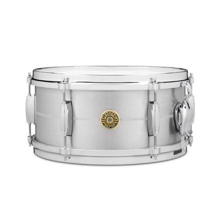 Gretsch USA Solid Aluminum Snare Drum 13x6