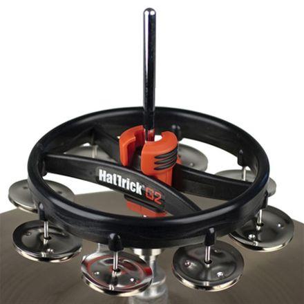 Rhythm Tech Hat Trick G2 Hi Hat Tambourine Steel