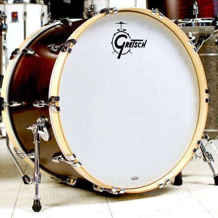Gretsch Brooklyn Bass Drum 24x14 Satin Walnut - DCP Exclusive!