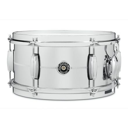 Gretsch Brooklyn Steel Snare Drum 12x6