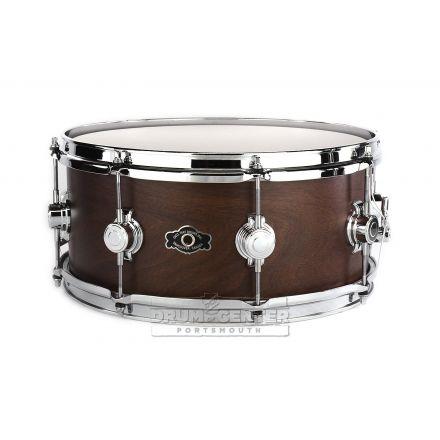 George Way Aristocrat Walnut Snare Drum 14x6.5