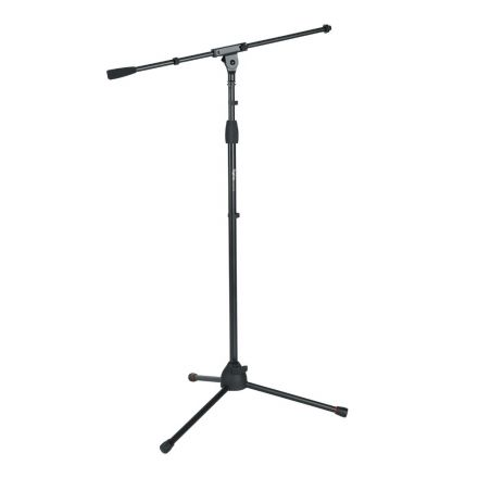 Gator Frameworks Tripod Mic Stand with Single Section Boom and Standard Twist Clutch