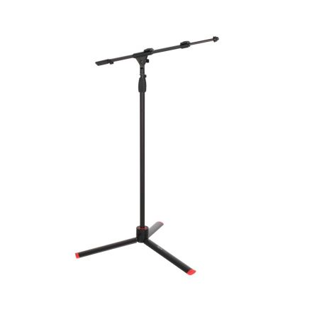 Gator Frameworks ID Series Adjustable Tripod Style Mic Stand with Telescoping Boom