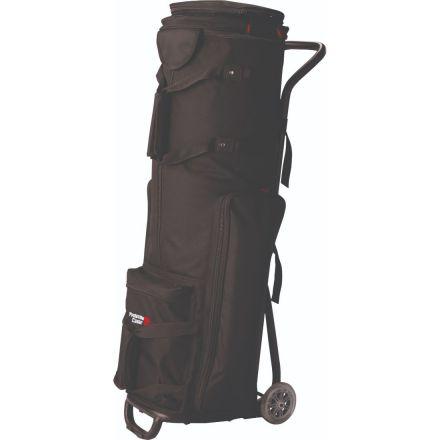 Gator Protechtor Drum Hardware Bag w/ Steel Frame & Wheels - 100lb Capacity