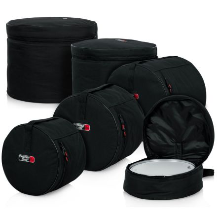 Gator Protechtor Drum Bag Set Standard 12x10,13x11,16x16,22x18,14x5.5