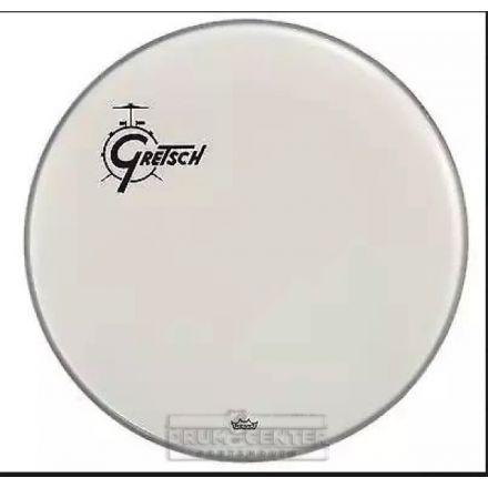 """Gretsch Bass Drum Head Coated 20"""" w/ Offset Logo"""