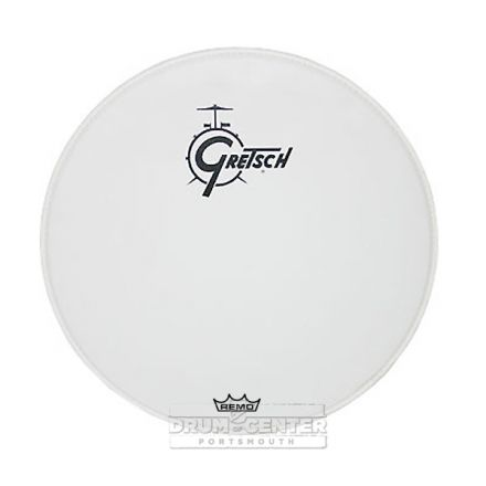 Gretsch Bass Drum Head Coated 26 With Logo