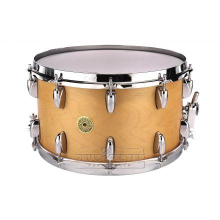 Gretsch Broadkaster Snare Drum 14x8 20-Lug Satin Natural w/Micro Sensitive