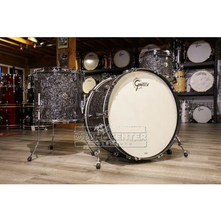 Gretsch Brooklyn 3pc Drum Set w/26bd - Deep Black Marine Pearl