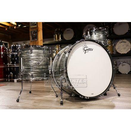Gretsch Brooklyn 3pc Drum Set w/26bd - Grey Oyster