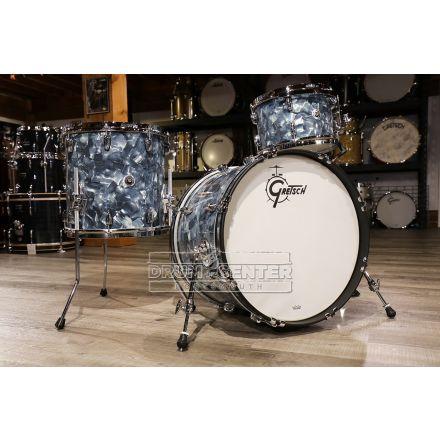 Gretsch Brooklyn 3pc Jazz Drum Set Abalone Nitron w/ Tom Arm