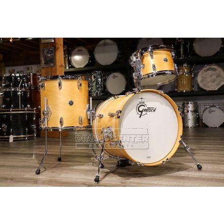Gretsch Brooklyn 3pc Jazz Drum Set Satin Natural