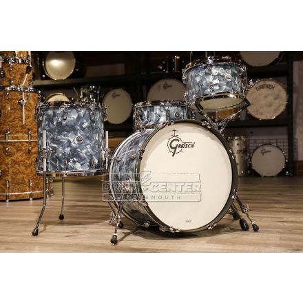 Gretsch Brooklyn 4pc Downbeat Drum Set Abalone