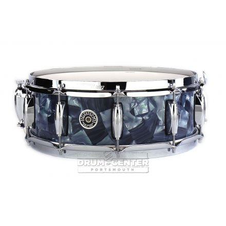 Gretsch Brooklyn Snare Drum 14x5 10-Lug w/ Lightning Abalone Nitron