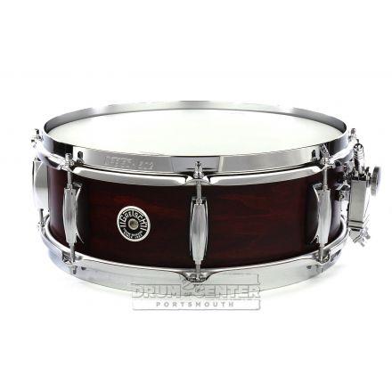 Gretsch Brooklyn Snare Drum 14x5 w/Micro Sensitive Satin Walnut - DCP Exclusive!