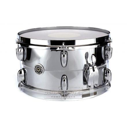 Gretsch Brooklyn Steel Snare Drum 13x7