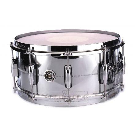 Gretsch Brooklyn Steel Snare Drum 14x6.5