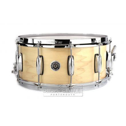 Gretsch Brooklyn Straight Satin Snare Drum 14x6.5 10-Lug