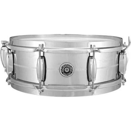 Gretsch Brooklyn Chrome Over Brass Snare Drum 5x14