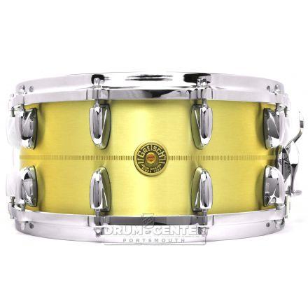 Gretsch USA Bell Brass Snare Drum 14x6.5