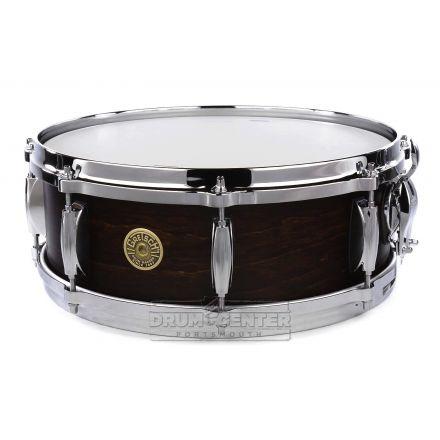 Gretsch USA Custom Snare Drum 14x5 8-Lug Satin Antique Maple