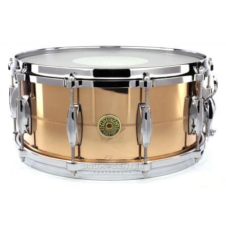 Gretsch USA Phosphor Bronze Snare Drum 14x6.5